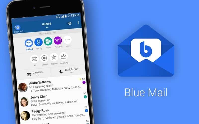 Descargar Blue Mail: Aplicación para revisar mi correo