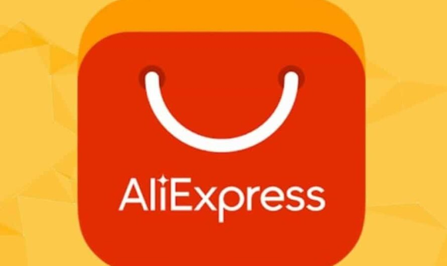 Registrarse en AliExpress