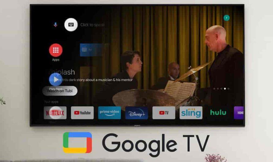 ¿Cuáles son las diferencias entre Android TV y Google TV?