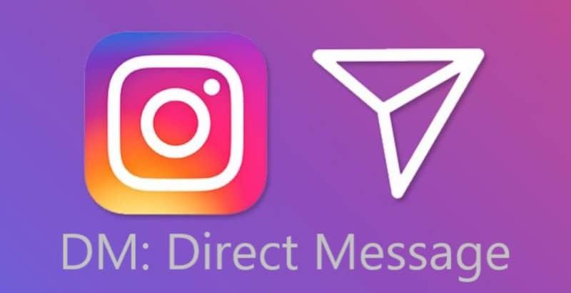 ¿Cómo enviar un DM (Mensaje Privado) en Instagram?