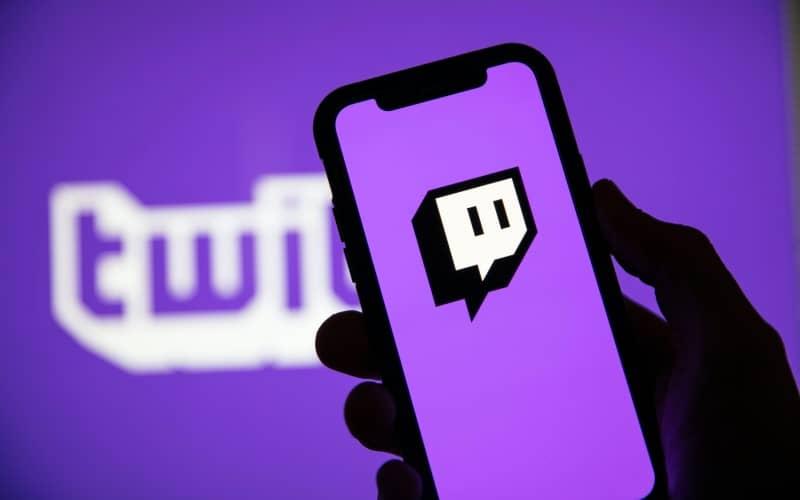 Registrarse en Twitch